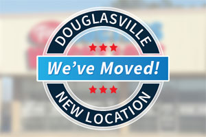Douglasville office has moved